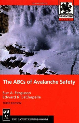 The ABCs of Avalanche Safety por Sue Ferguson