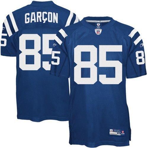 NFL Football Trikot/Jersey Indianapolis Colts Pierre Garcon #85 blau in M (MEDIUM) rbk 64-19137-002