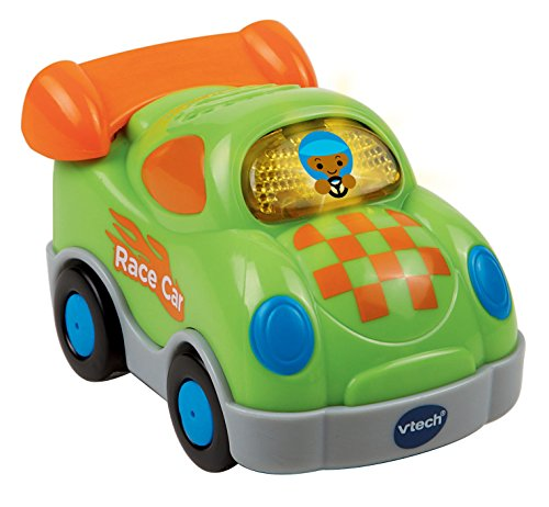 VTech Go! Go! Smart Wheels Green Race Car