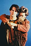 #8: River Phoenix Keanu Reeves My Own Private Idaho 24x36 Poster