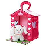 Whimsy & Wonder Pet Tote with Puppy by Jakks Pacific