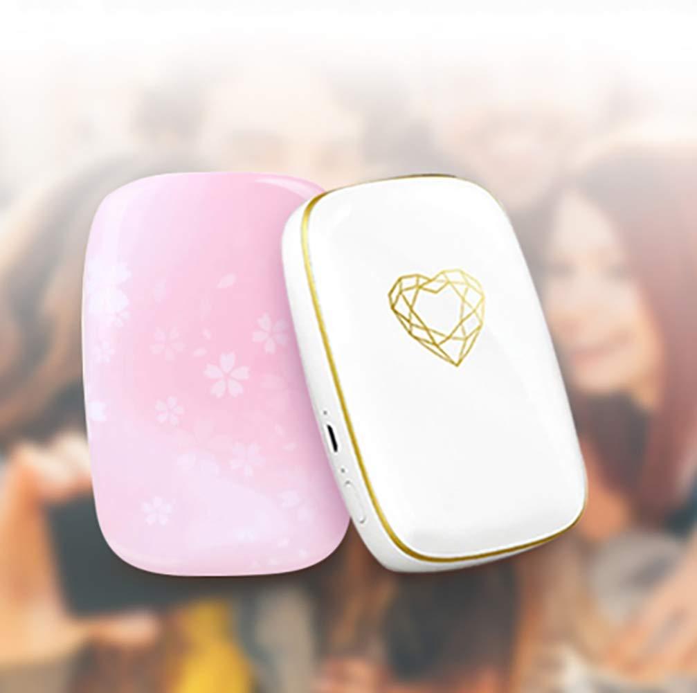 SFXYJ Mobile Phone Photo Printer Mini Portable Pocket Color Wireless Home Small Photo Print,A by SFXYJ (Image #4)