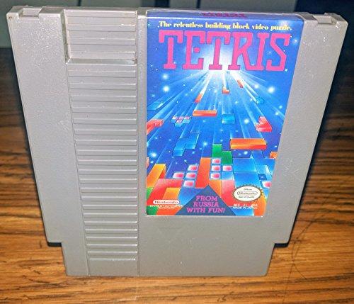 Tetris nintendo entertainment system