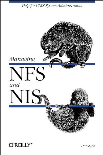 Managing NFS and NIS (Nutshell Handbooks)