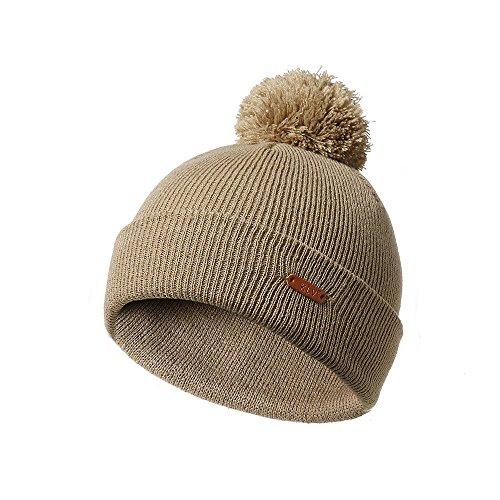SMALLE ◕‿◕ Clearance, Men Women Baggy Warm Crochet Winter Wool Knit Ski Beanie Skull Slouchy Caps Hat (Beanie Wool Nike)