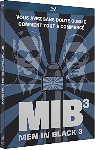 Men in Black 3 [Blu-Ray + Cartes Postales]