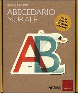 Amazonit Abecedario Murale Camillo Bortolato Libri