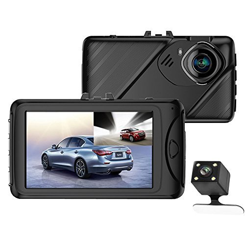 Dash Cam and Backup Camera,3.0\