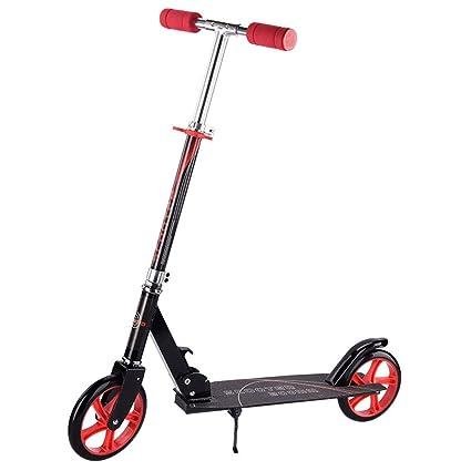 Patinete de 2 Ruedas Scooter Plegable para niños Deluxe ...