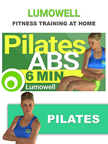 Pilates AB Workout - 6 Minute ABS - Fast and Easy (Best Ab Workouts For Guys)