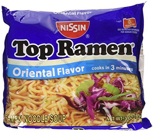 Oriental Noodle (Top Ramen Noodles Oriental 3 oz. (12-Pack))