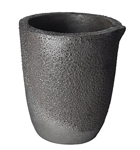14 Graphite Crucibles Refining Aluminum product image
