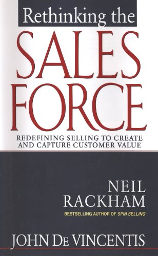 In today's markets, success no longer depends on communicating the value of products or services. It rests on the crucial ability to create value for customers. Sales forces need to retool current strategies by recognizing the customer's dominant pow...