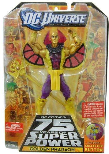 DC Universe Classics Golden Pharaoh Figure