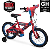 """Huffy Bicycle Company Spider-Man 16"""" B Quick Connect"""
