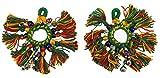 Pair of Tassels Decorative Salwar Crafting Sweing Thread Latkans Kameez Supply