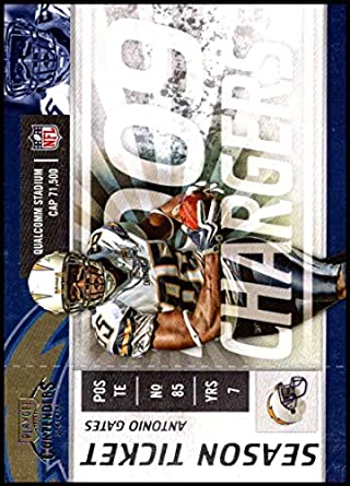 Amazon com: 2009 Playoff Contenders Season Tickets #79