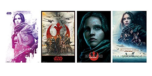 Trends International Wall Poster Star Wars Rogue One Jyn Col