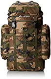 Everest Woodland Camo Hiking Pack, Camouflage, One Size Review