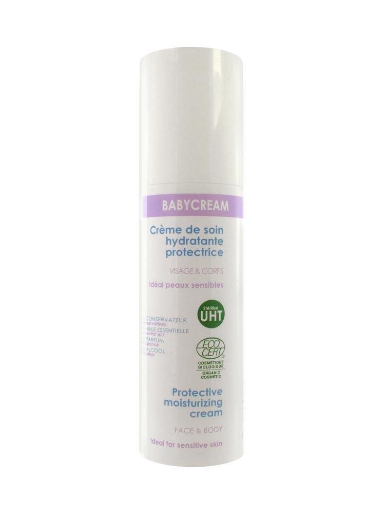 Dermatherm Babycream Crème de soin hydratante et protectrice visage et corps 150ml