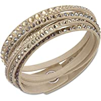 Swarovski Slake Gold Bracelet - 5037392