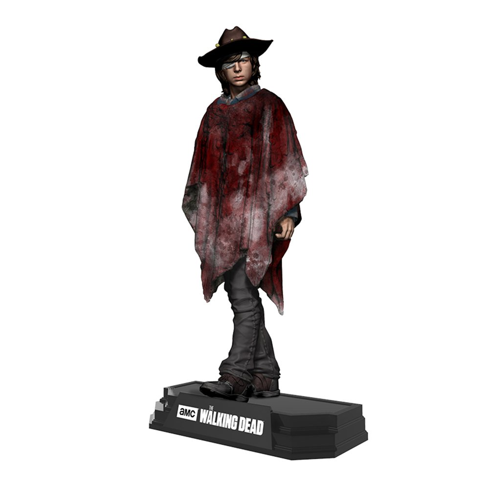 """McFarlane Toys The Walking Dead Carl Grimes 7"""" Collectible Action Figure"""