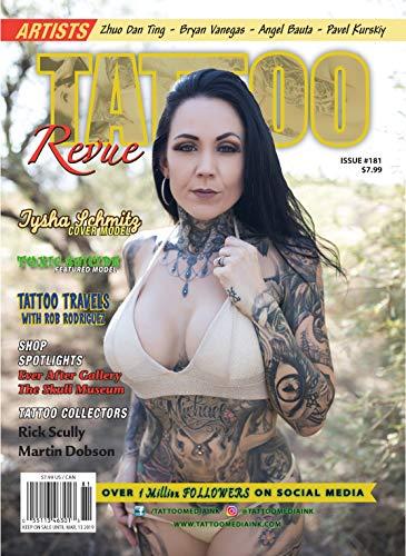 - Tattoo Revue Magazine Issue 181
