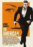 The American Movie Poster (27 x 40 Inches - 69cm x 102cm) (2010) Norwegian -(George Clooney)(Bruce Altman)(Thekla Reuten)(Irina Björklund)(Violante Placido)(Samuli Vauramo)