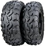 Carlisle BajaCross XD All-Terrain ATV Bias Tire - 26X9.00R12/8 NHS