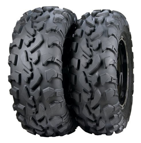 Carlisle 560506 BajaCross XD All-Terrain ATV Radial Tire - 25X10.00R12/8 image
