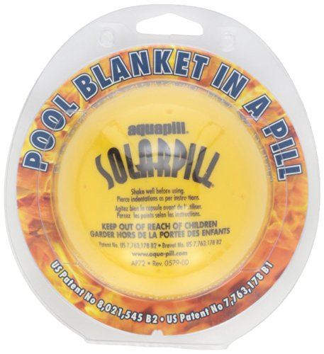 Aqua Pool Heaters - SeaKlear AP72 AquaPill SolarPill 72 Pool Blanket