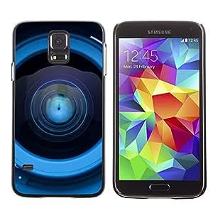 Be Good Phone Accessory // Dura Cáscara cubierta Protectora Caso Carcasa Funda de Protección para Samsung Galaxy S5 SM-G900 // Lens Reflection