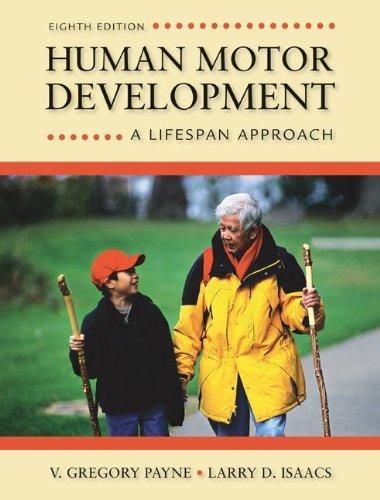 Human Motor Development:Lifespan Appr.