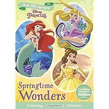 Springtime Wonders (Disney Princess)