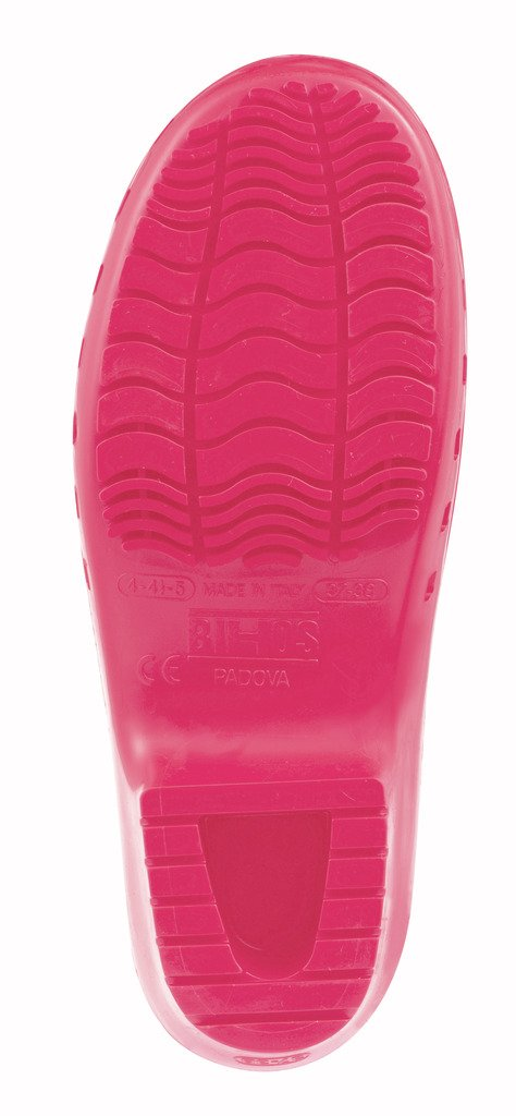 Calzuro Hot Pink with Upper Ventilation Holes - 39/40 US Women's 9.5-10.0/.