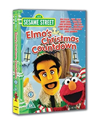 Elmo's Christmas Countdown / A Christmas Eve On Sesame Street ...