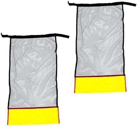 水泳用 浮きシート 浮き棒 スリング メッシュチェアネット 2個