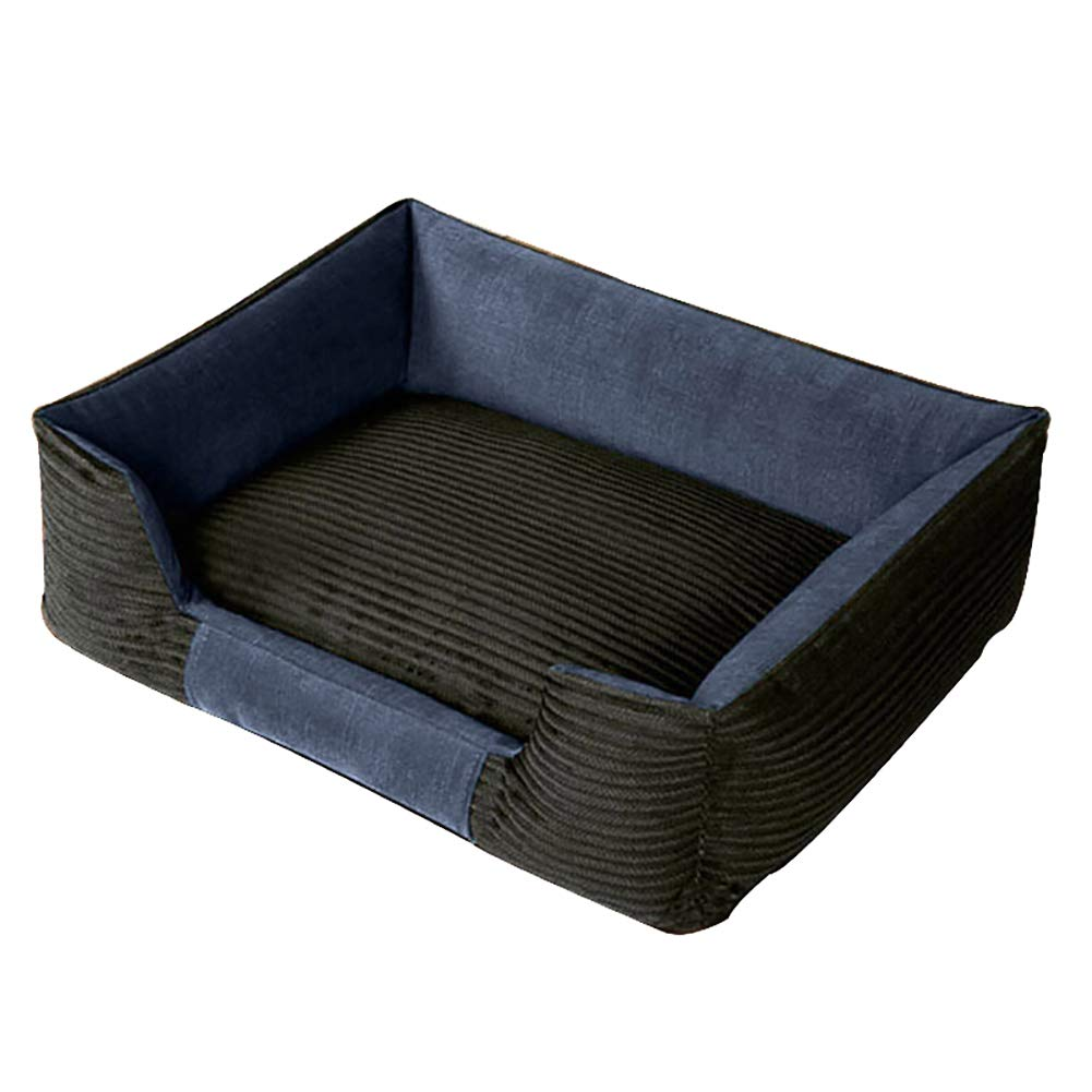 4 XL(11075cm)Pet Bed Sofa   House for Dog Cat, Durable, Available in All Seasons, Large, 3 Size Optional