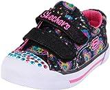 Skechers Twinkle Toes Lookies Baby Buds Light-Up Sneaker (Toddler)