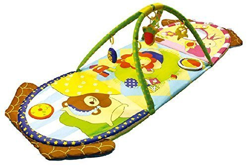 Alfombras de juego y gimnasio para bebés, mantas de actividades reversible conejito. Regalo bebé mantas de actividades reversible conejito. Regalo bebé TORAL BEBE SL