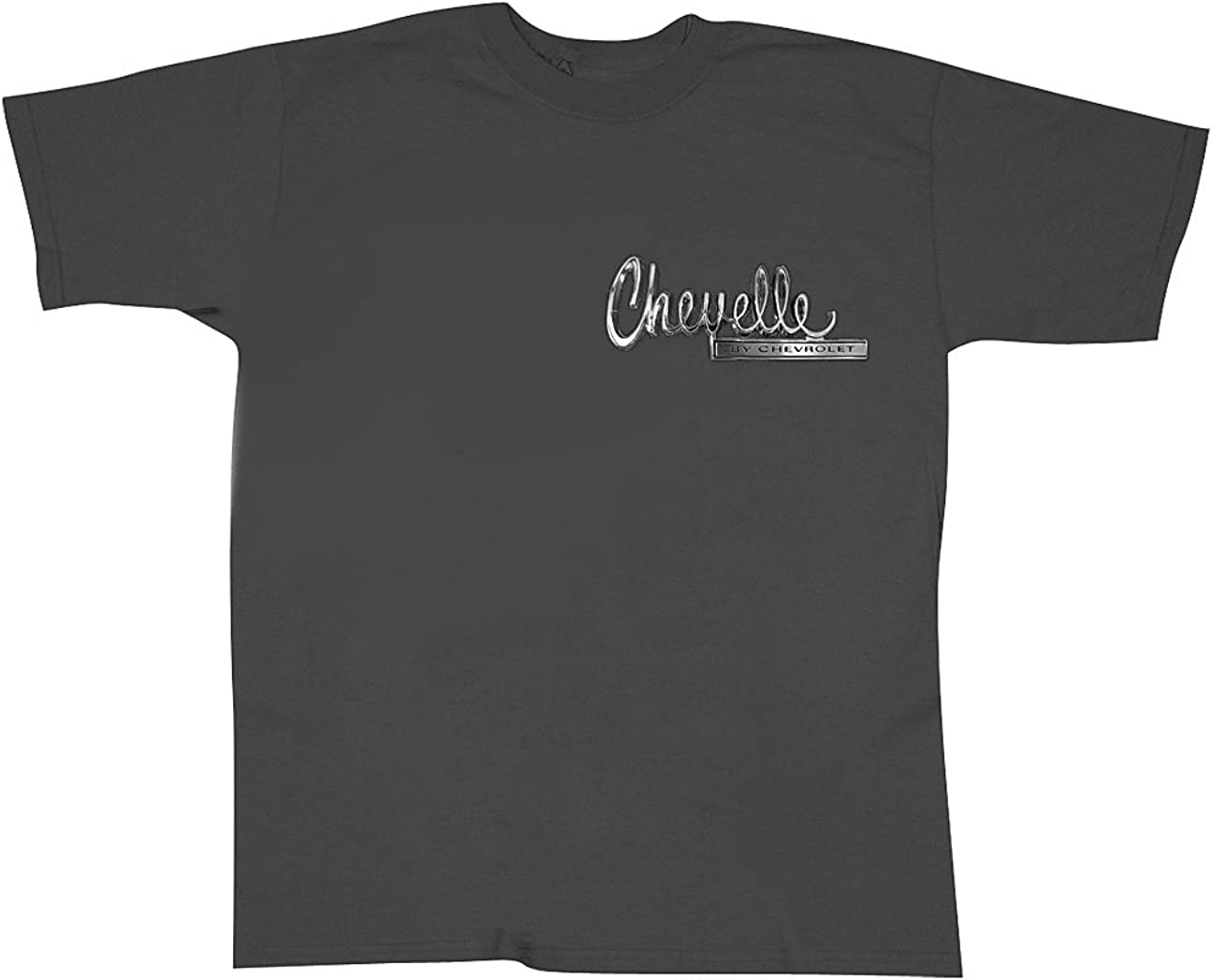 GM Chevrolet Chevelle Classic Car Lineup Automobile T-Shirt CVCH3-parent