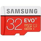 三星(SAMSUNG)32GB UHS-1 Class10 TF(Micro SD)存储卡(读速80Mb/s)升级版+