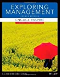 Exploring Management by Schermerhorn Jr., John R. Published by Wiley 4th (fourth) edition (2013) Paperback
