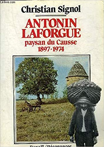 Amazon Fr Antonin Laforgue Paysan Du Causse Christian