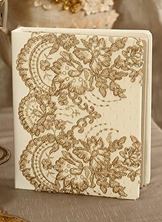 Beverly Clark 226DI Bella Donna Memory Book Ivory