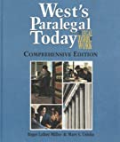 Wests Paralegal Today : Comprehensive Edition, Miller, Roger LeRoy and Urisko, Mary S., 0314065881