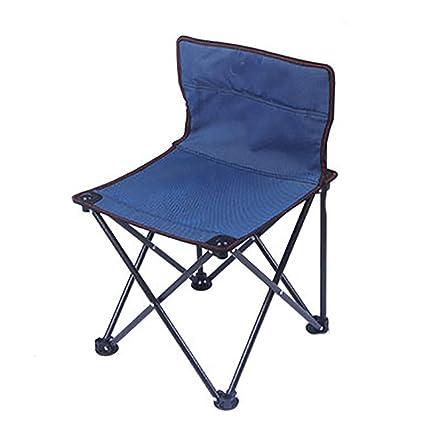 Amazon.com: Xiao Jian- Silla plegable para exteriores, silla ...