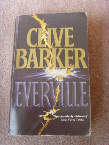 EVERVILLE BOOK OF ART 2 By Clive Barker Excellent Condition  - $31.95