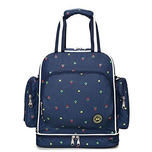Gray Jasmine Diaper Bag - 2