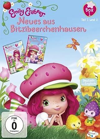 Emily Erdbeer  Neues aus Bitzibeerchenhausen Box 1 2 DVDs